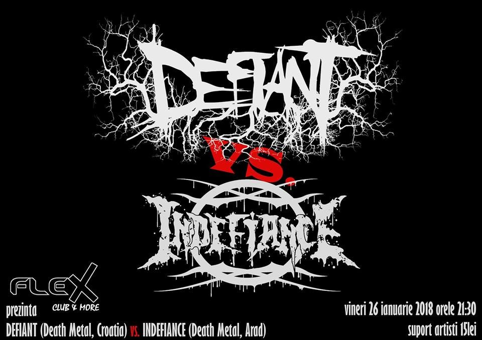 Defiant vs Indefiance@Club Flex