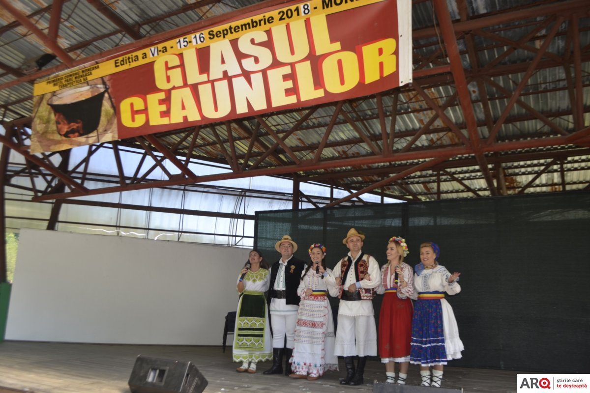 Moneasa - Glasul ceaunelor la a VII-a ediție (FOTO/VIDEO)
